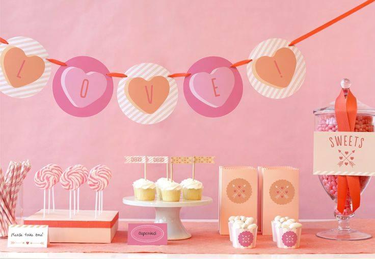 Valentine's Day Candy Bar (4)