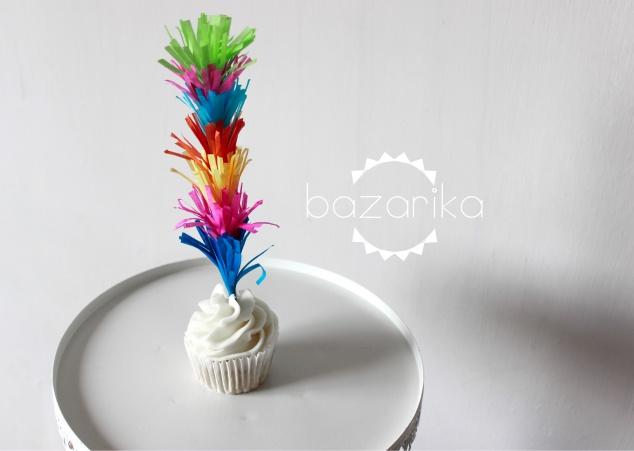 Cake topper (Bazarika)